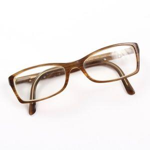 Burberry B 2076 3083 Brown Plastic Eyeglasses